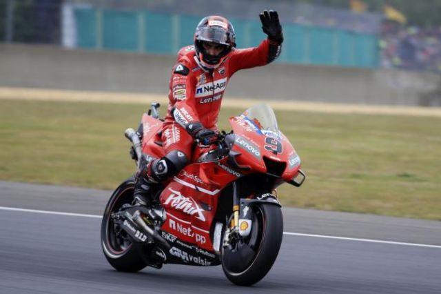MotoGP Starting Grid: a Barcellona è di nuovo Marquez contro le Ducati